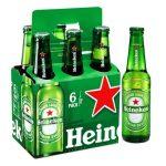 Heineken - Bouteille de bière