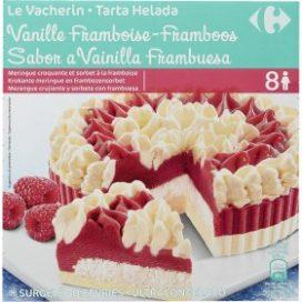 Crème glacée - bûche de Noël