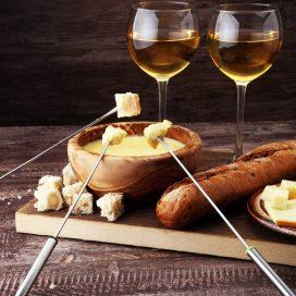 Fondue - Vin blanc