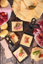Raclette - Croque monsieur
