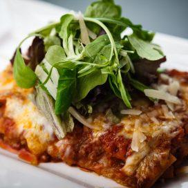Parmigiana - cuisine italienne