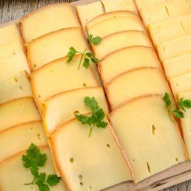 Gruyère - Raclette